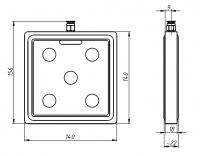 ВП 130х160 мм (двухсторонняя)