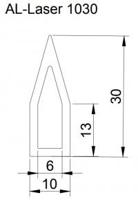 Профиль AL-Laser 1030