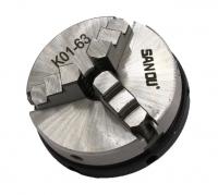Токарный патрон K01-63