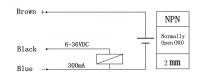 Концевой индуктивный датчик LJ8A3-2-Z/ВX