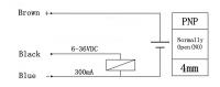 Концевой индуктивный датчик LJ12A3-4-Z/BY