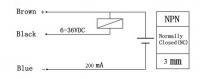 Концевой индуктивный датчик LJ14A3-3-Z/АX