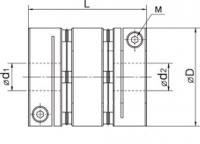 Муфта CD-34-31-8-10