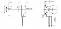 ШД 20HS30-0604 с полым валом