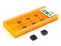Пластины твердосплавные (сменные) для сверла по металлу SPGT090408-OPM OP1315 (10 шт)