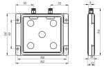 ВП 140х140 мм (двухсторонняя)