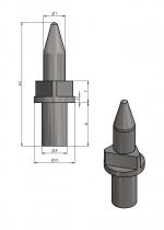 Сверлильная головка М8 B7.3