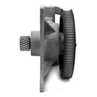 Ременной редуктор 1:5 модуль 1,25 косозубая рейка