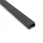 Заглушка пазовая для станочного профиля 8 мм