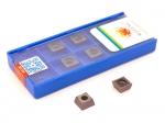 Пластины твердосплавные (сменные) для сверла по металлу SPGT090408-PM VP25TF